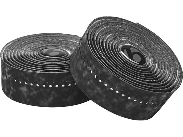 Bontrager Velvetack Handlebar Tape black/white